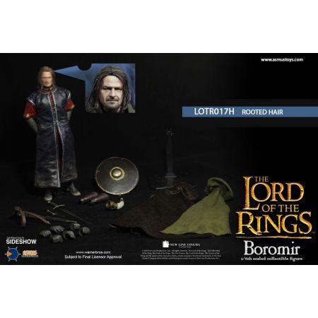 Le Seigneur des anneaux Boromir figurine échelle 1:6 Asmus Collectible Toys