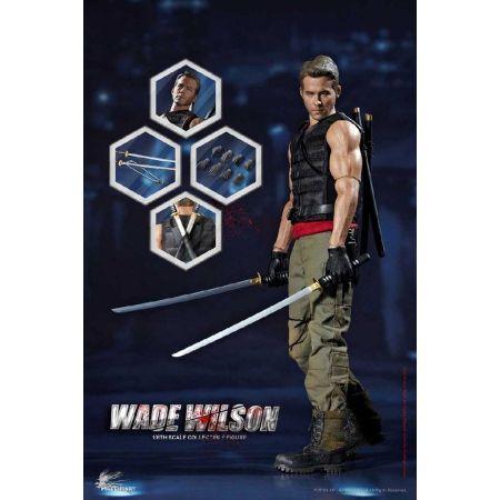 Wade Wilson figurine 1:6 Hot Heart FD003