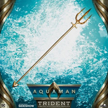 Aquaman Trident Héros Prop Replica Factory Entertainment 904118