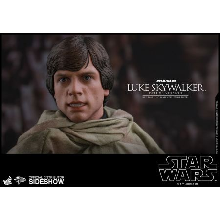Luke Skywalker Endor VERSION DELUXE Star Wars Épisode VI: Retun of the Jedi figurine 1:6 Hot Toys 903108 MMS517