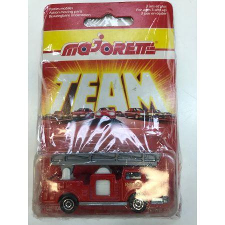 Majorette Team 207 Camion de pompiers