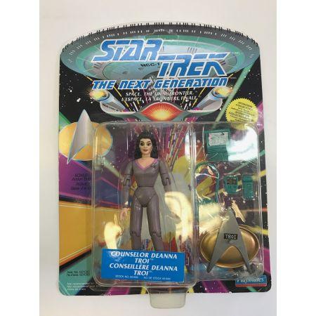 Star Trek The Next Generation Conseillère Deanna Troi Playmates Toys 601690