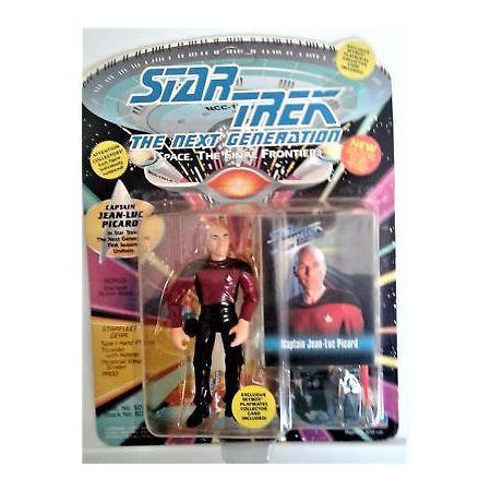 Star Trek The Next Generation Captain Jean-Luc Picard Playmates Toys 6071