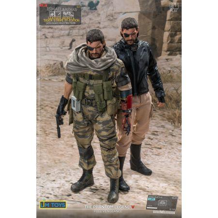 Ismael et Aehab Édition EP52-THE OTHER SHADOW ensemble de 2 figurines 1:6 Lim Toys LIM-005