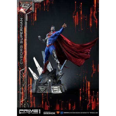 Cyborg Superman Statue 1:3 Prime 1 Studio 904318Cyborg Superman Statue 1:3 Prime 1 Studio 904318