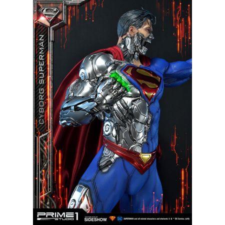 Cyborg Superman Statue 1:3 Prime 1 Studio 904318