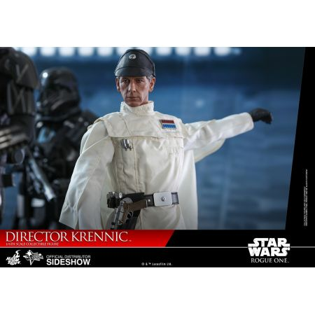 Directeur Krennic Rogue One: A Star Wars Story figurine 1:6 Hot Toys 904325