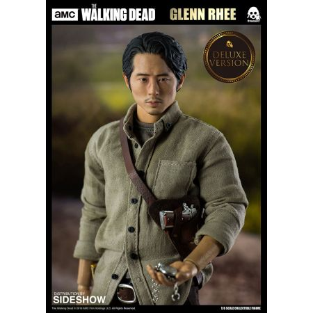 The Walking Dead Glenn Rhee Version Deluxe figurine 1:6 Threezero 903444