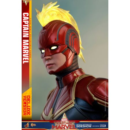 Captain Marvel Version Deluxe figurine 1:6 Hot Toys 904311