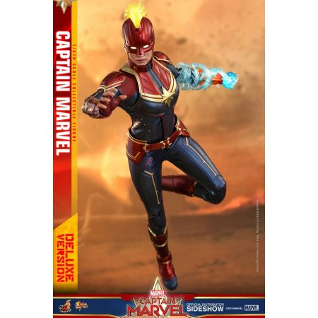 Captain Marvel Version Deluxe figurine 1:6 Hot Toys 904311Captain Marvel Version Deluxe figurine 1:6 Hot Toys 904311