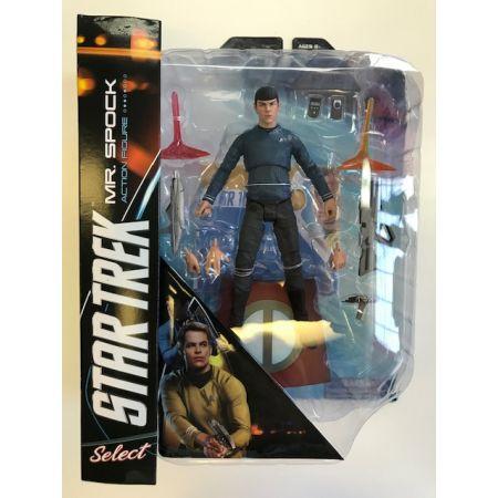 Star Trek Into Darkness Select 7-inch - Mr. Spock  Diamond Toys