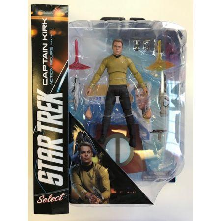 Star Trek Into Darkness Select 7-inch - Captain Kirk  Diamond Toys