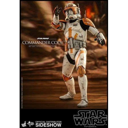 Commander Cody Star Wars: Épisode III La Revanche des Siths figurine 1:6 Hot Toys 903736