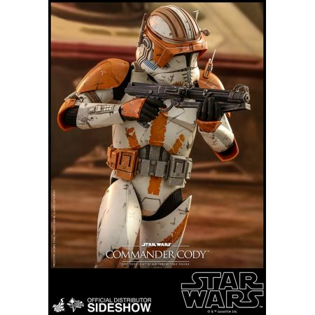 Commander Cody Star Wars: Épisode III La Revanche des Siths figurine 1:6 Hot Toys 903736Commander Cody Star Wars: Épisode III La Revanche des Siths figurine 1:6 Hot Toys 903736