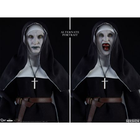 The Nun The Conjuring figurine 1:6 Quantum Mechanix 904089