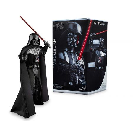 Star Wars The Black Series Hyperreal Episode V The Empire Strikes Back 8-inch Scale Darth Vader Hasbro