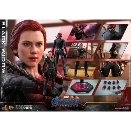 Black Widow Avengers: Endgame figurine 1:6 Hot Toys 904686