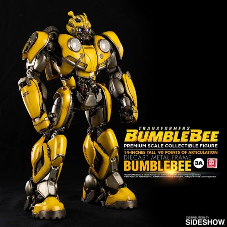 Bumblebee Premium Scale Figurine de collection 14 po ThreeA Toys 904675Bumblebee Premium Scale Figurine de collection 14 po ThreeA Toys 904675