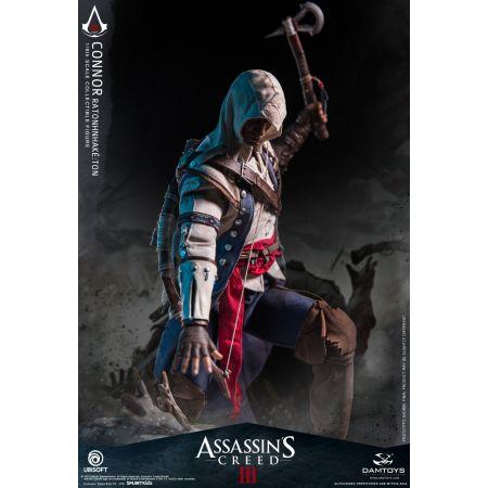 Assassin's Creed III Connor figurine 1:6 Dam Toys
