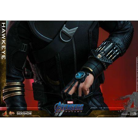 Hawkeye Avengers: Endgame figurine 1:6 Hot Toy