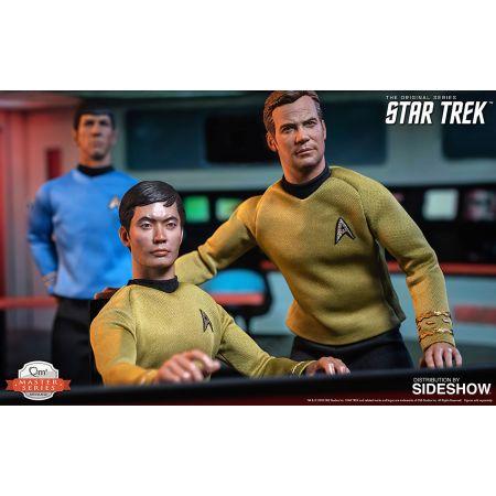 Star Trek Hikaru Sulu figurine 1:6 Quantum Mechanix 904525