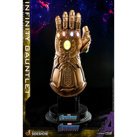 Gant Infinity Gauntlet Avengers: Endgame 1:4 Hot Toys 904390