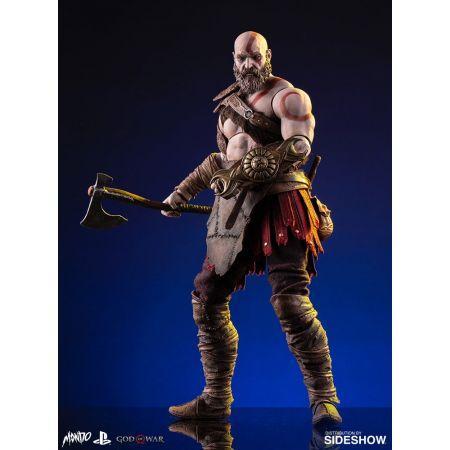 Kratos Deluxe figurine 1:6 Mondo 904696