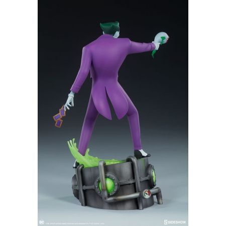 The Joker Statue Sideshow Collectibles 200543