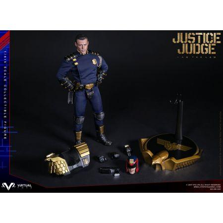 Justice Judge style Dredd I am the Law figurine 1:6 Virtual Toys VM023