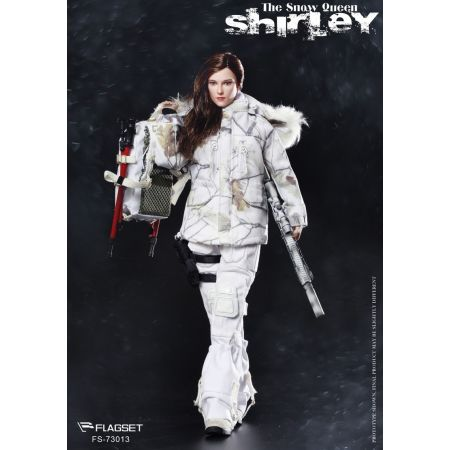 Snow Queen Shirley figurine 1:6 Flagset FS-73013Snow Queen Shirley figurine 1:6 Flagset FS-73013