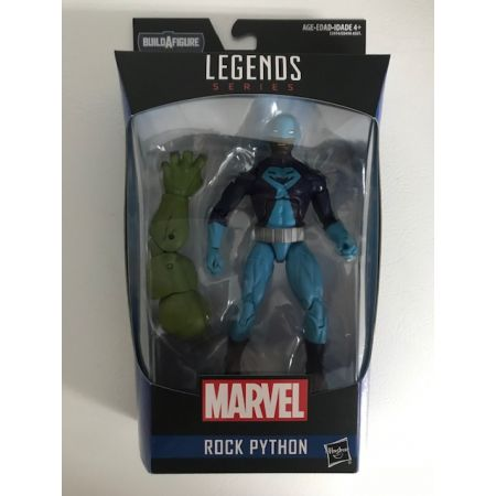 Marvel Legends Avengers - Rock Python 6-inch scale action figure (BAF Hulk) Hasbro