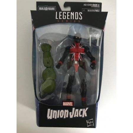 Marvel Legends Avengers Hulk BAF Series - Union Jack Hasbro