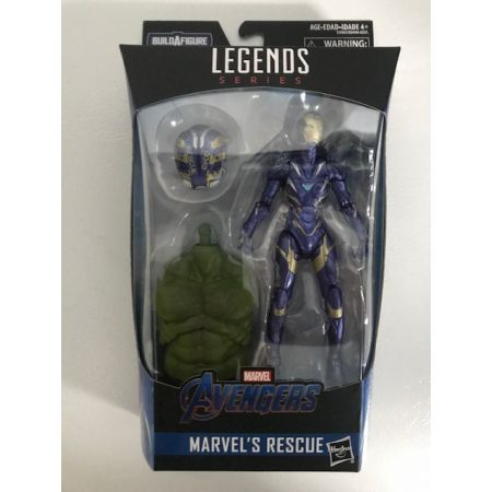 Marvel Legends Avengers Hulk BAF Series - Rescue Hasbro