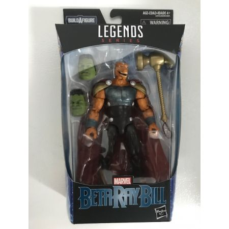 Marvel Legends Avengers Hulk BAF Series - Beta Ray Bill Hasbro