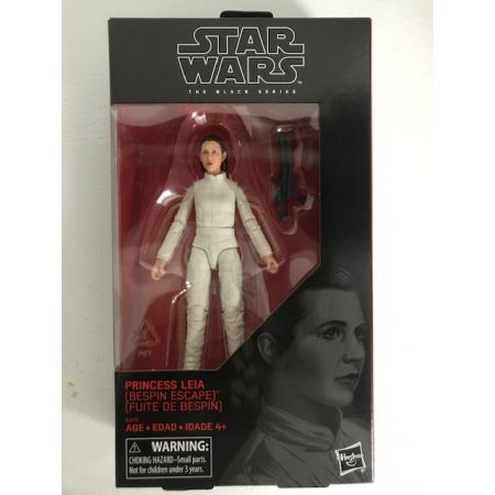 Star Wars The Black Series 6-inch - Princess Leia (Bespin Escape) Exclusive Hasbro
