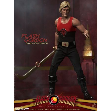 Flash Gordon Sauveur de l'Univers figurine 1:6 BIG Chief Studios 904758