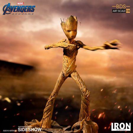 Groot Avengers: Endgame Statue 1:10 Iron Studios 904752