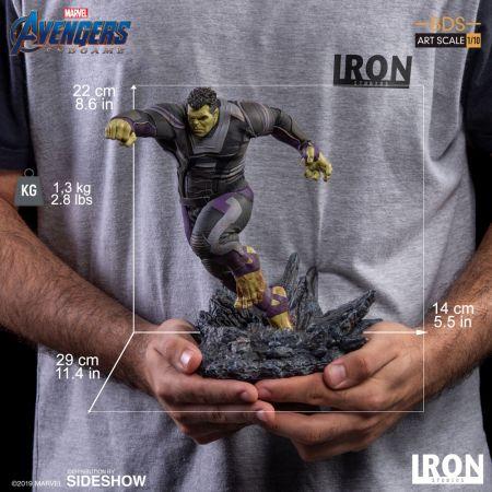 Hulk Avengers: Endgame Statue 1:10 Iron Studios 904790