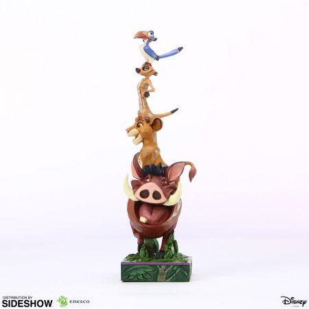 Le Roi Lion Pumba et ses amis figurine Enesco LLC 904980