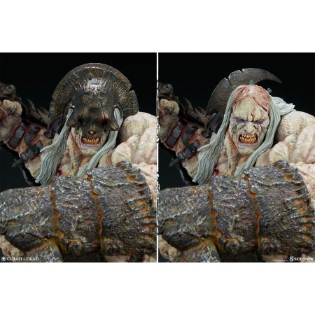Odium: Reincarnated Rage Court of the Dead Maquette Sideshow Collectibles 300422