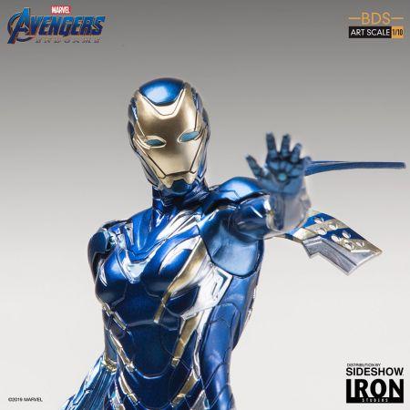 Pepper Potts Uniforme de sauvetage Statue 1:10 Iron Studios 904743