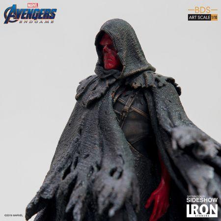 Red Skull Avengers: Endgame Statue 1:10 Iron Studios 905058