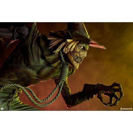 DC Scarecrow Premium Format Figure Sideshow Collectibles 300722