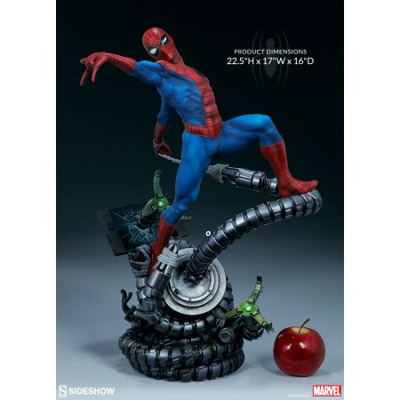 Spider-Man Premium Format Figure Sideshow Collectibles 300676