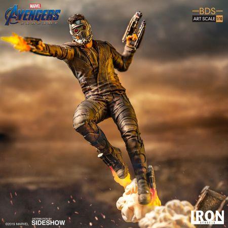 Star-Lord Avengers: Endgame Statue 1:10 Iron Studios 904747Star-Lord Avengers: Endgame Statue 1:10 Iron Studios 904747
