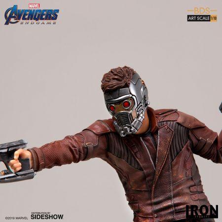 Star-Lord Avengers: Endgame Statue 1:10 Iron Studios 904747