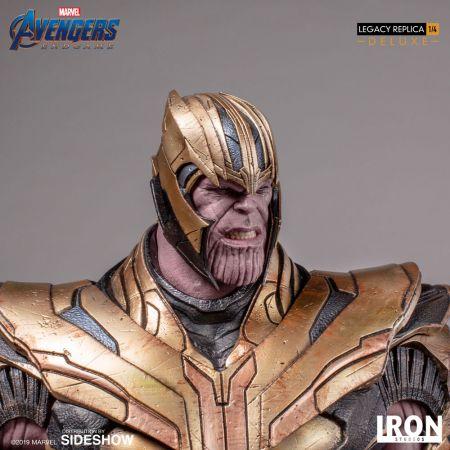 Thanos (Deluxe) Avengers: Endgame Statue 1:4 Iron Studios 904813Thanos (Deluxe) Avengers: Endgame Statue 1:4 Iron Studios 904813