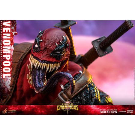 Venompool figurine 1:6 Hot Toys 904937