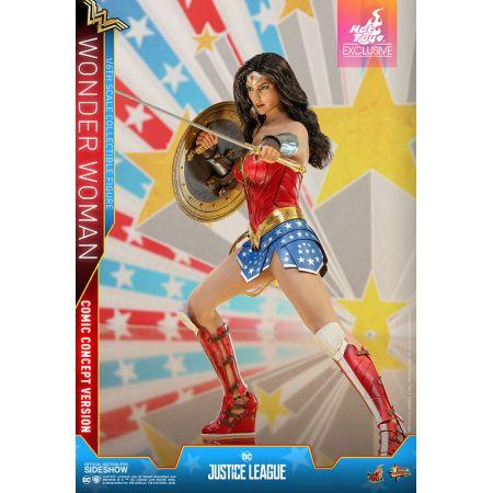 Wonder Woman Comic Concept Version figurine 1:6 Hot Toys 904019