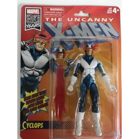Marvel Legends X-Men Retro Wave 1 Hasbro - Cyclops